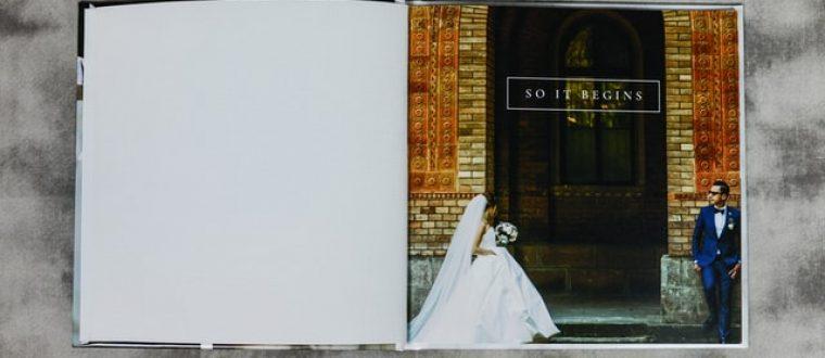 איך להפוך את התמונות מהחתונה לאלבום מיוחד?